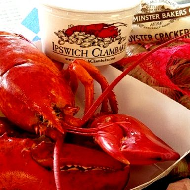 4 Catering Lobsters Steamers & Chowder