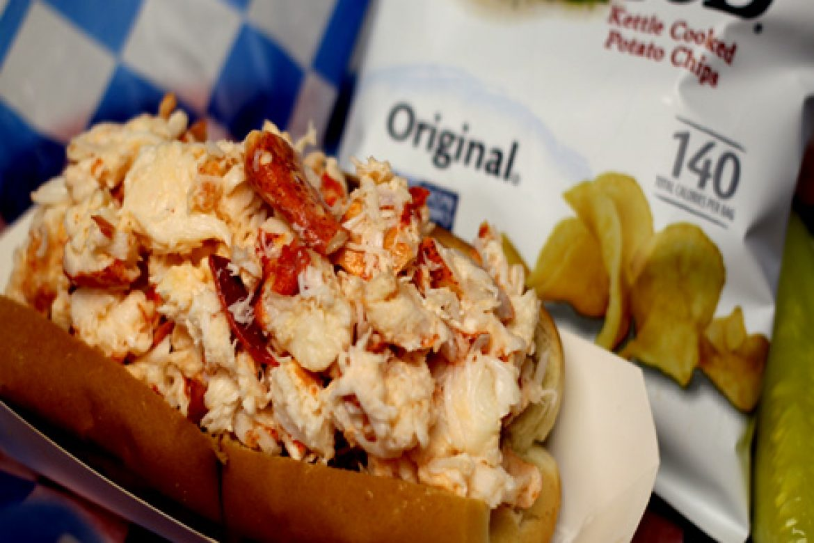 Lobster Sub & Chips