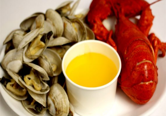 Lobster Clams Butter