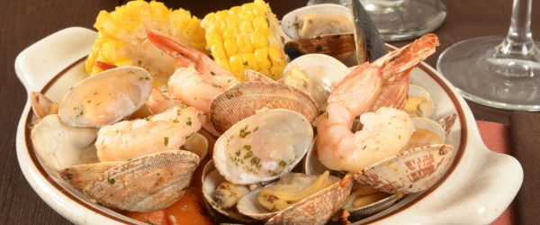 Baked Seafood