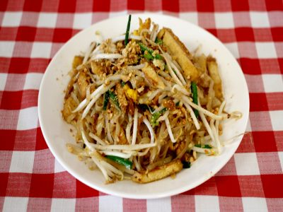 Chicken Pad Thai 3